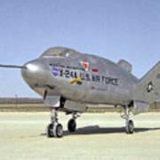 Martin Marietta X 24a Experimental Us Aircraft  Poster