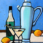Martini Night Poster