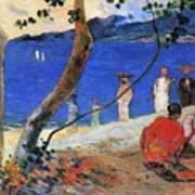 Martinique Island Poster