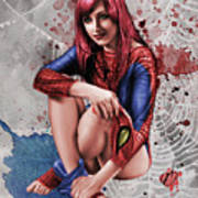 Mary Jane Parker Poster