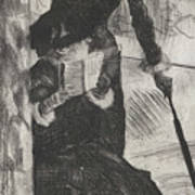 Mary Stevenson Cassatt Poster