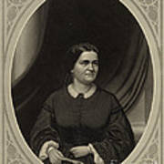Mary Todd Lincoln, First Lady Poster