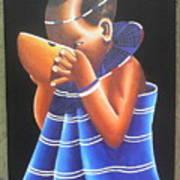 Masaai Kid Poster