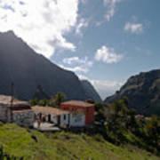 Masca Valley And Parque Rural De Teno 4 Poster