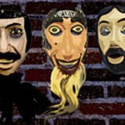 Mascaras 1 Poster