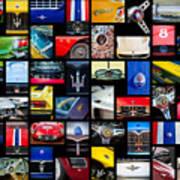 Maserati Art -01 Poster