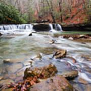 Mash Fork Falls Poster