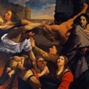 Massacre Of The Innocents 1611 Poster