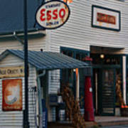 Mast General Store Poster