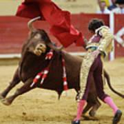 Matador Jose Tomas I Poster
