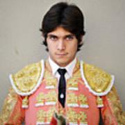 Matador Sebastian Castella V Poster