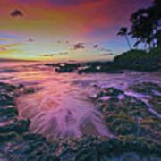 Maui Beauty Poster