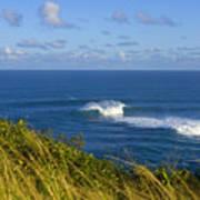 Maui, Jaws Landscape Poster