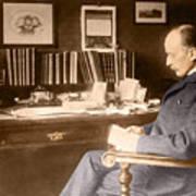 Max Planck, German Physicist Poster