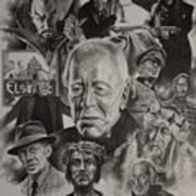 Max Von Sydow Poster