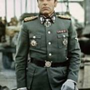 Maximilian Schell As Capt. Stransky Cross Of Iron Publicity Photo 1977 Poster