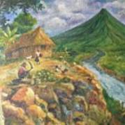 Mayon Scene #1 Poster