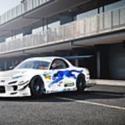 Mazda Rx-7 Poster