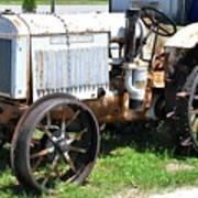 Mccormick-deering 10-20 Tractor Poster