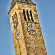 Mcgraw Tower Poster
