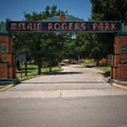 Mclain Rogers Park Poster