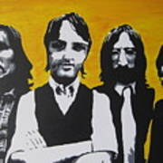 Mean Mr Mustard Poster