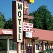 Mecca Motel Poster