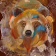 Medicine Bear Poster