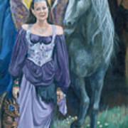 Medieval Fantasy Poster