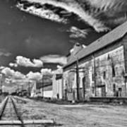 Medina Railyard 7323 Poster