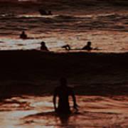 Meditari - Red Poster
