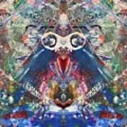 Meditation Poster by Dan Cope
