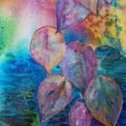 Meditative Bliss Poster