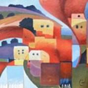 Mediterranean Feel Poster
