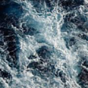 Mediterranean Sea Art 117 Poster