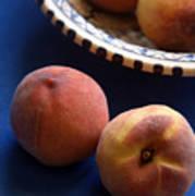 Mediterrannean Peaches Poster