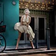 Meet Marilyn Poster
