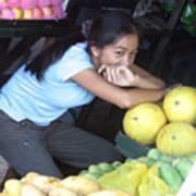Melon Girl Poster