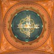 Memorial Presbyterian Church Ceiling Poster