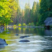 Merced River Poster