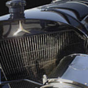 Mercedes 37-05 Torpedo 1913 Poster