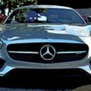 Mercedes-benz Amg Gt S Poster