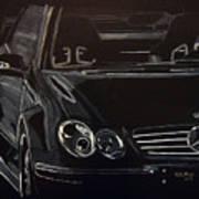 Mercedes Sl  Poster