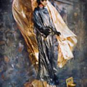 Merci Sacre Coeur Paris France Poster