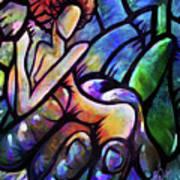 Mercy's Hand Poster