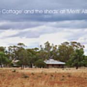 Meriti Cottage Poster