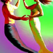 Mermaid Dance Poster