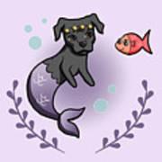 Mermaid Pit Bull 2 Poster