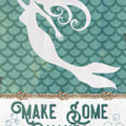 Mermaid Waves 1 Poster