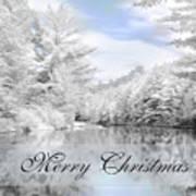 Merry Christmas - Lykens Reservoir Poster